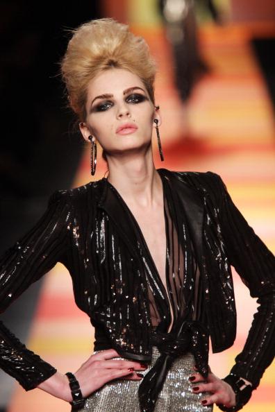 Jean Paul Gaultier: Runway - Paris Fashion Week Haute-Couture Spring/Summer 2013
