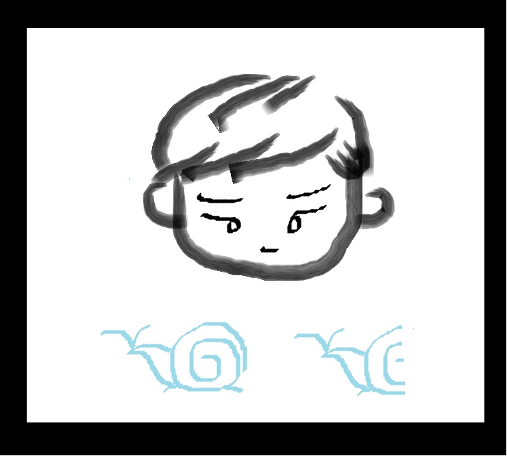 'Cậu Jongwoon vs một con ốc sên rưỡi'  ( - Trích: Nhật kí để trở thành một người đàn ông hoàn hảo siêu cấp đẹp trai của Kim Ryeowook)